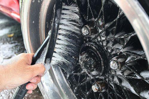 شستن رینگ ماشین