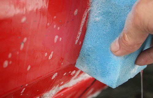 تمیز کردن ماشین