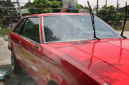 شستن ماشین