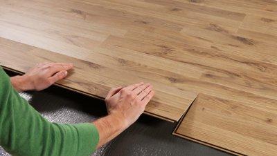 اگر به دنبال مصالح مقاوم برای کف ساختمان هستید، به لینولیوم فکر کنید.