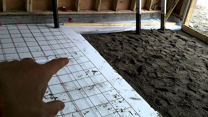 کف سازی ساختمان