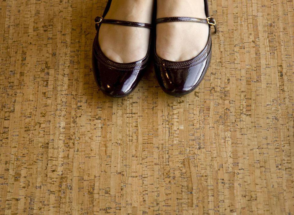 استفاده از کفپوش چوب پنبه ای در کف سازی