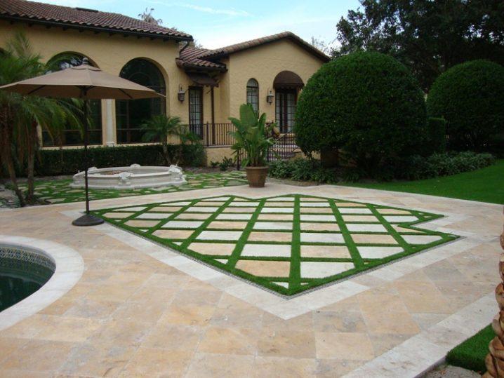 ایده ای برای سنگ مناسب برای کف حیاط - سنگ برای کف حیاط