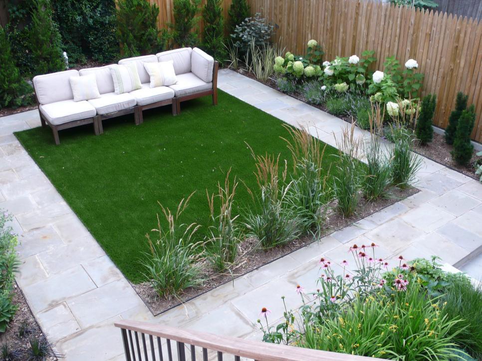 سنگ مناسب برای کف حیاط - کف فرش باغ