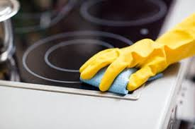 تمیز کردن چدن گاز - پاک کردن شعله گاز